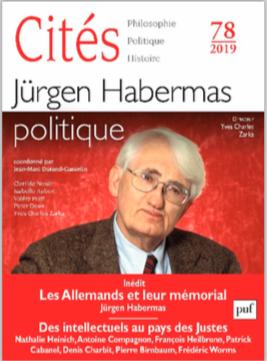 Cités, n°78 :