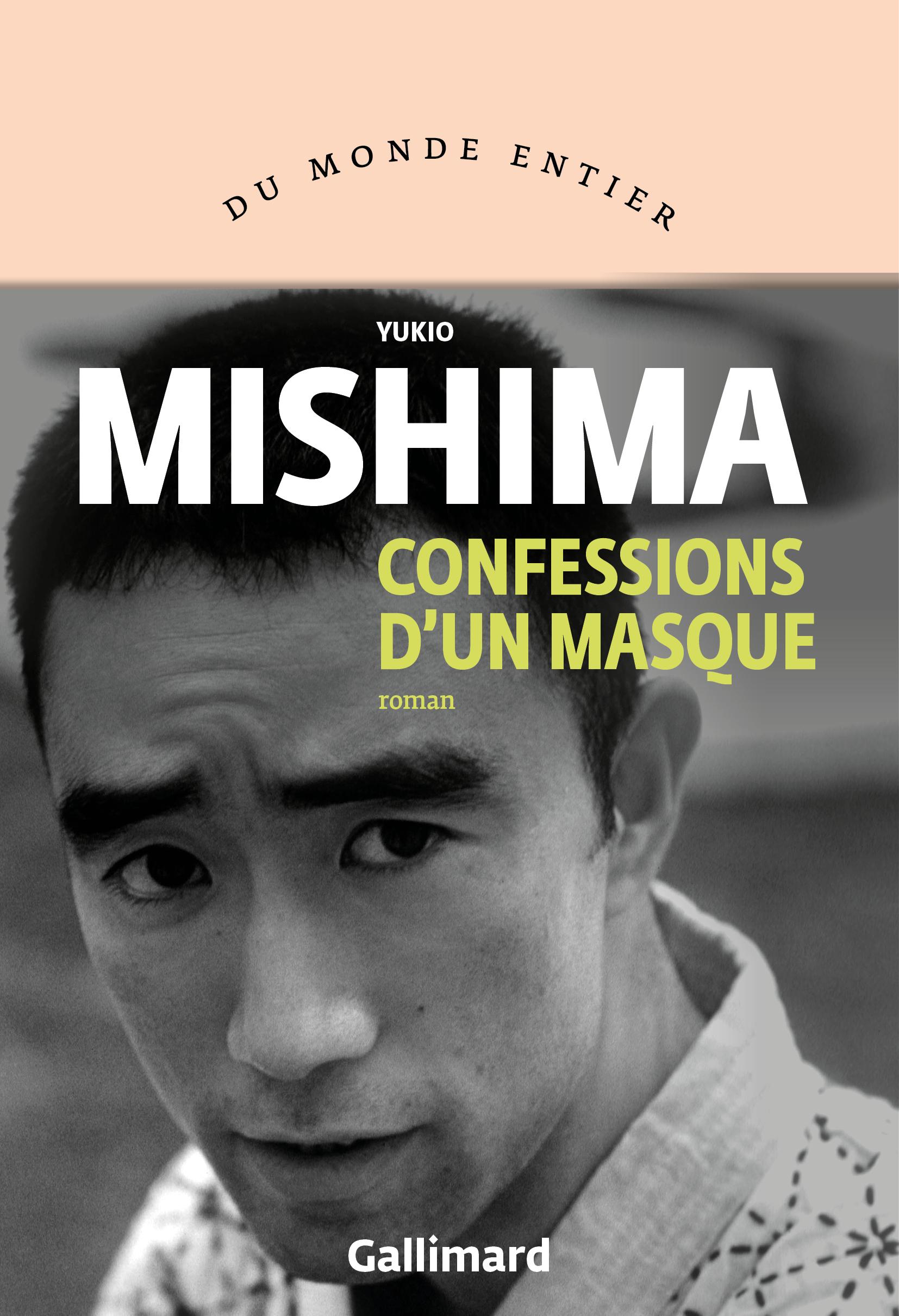 Y. Mishima, Confessions d'un masque