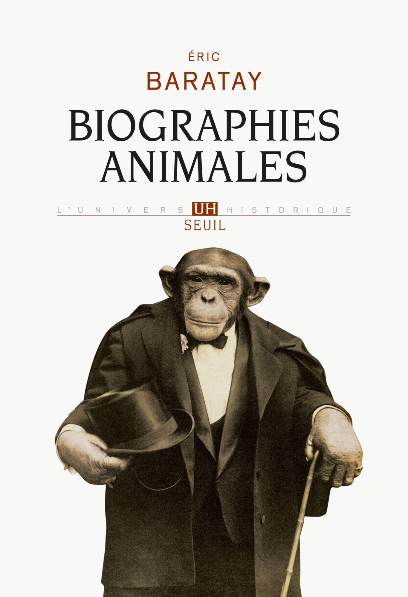 É. Baratay, Biographies animales. Des vies retrouvées