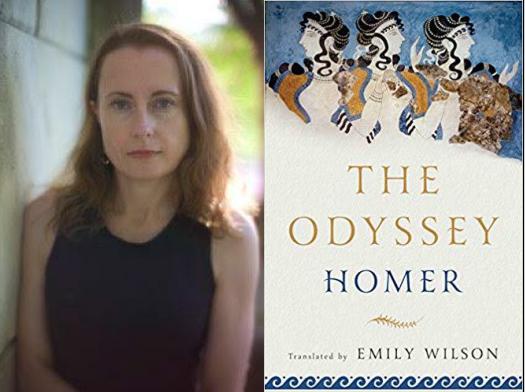 Préface d'Emily Wilson à sa traduction de l'<em>Odyssée</em> (2017) (revue <em>Le traducteur traduit</em>)