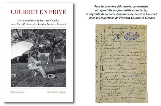 Courbet en privé. Correspondance de Gustave Courbet
