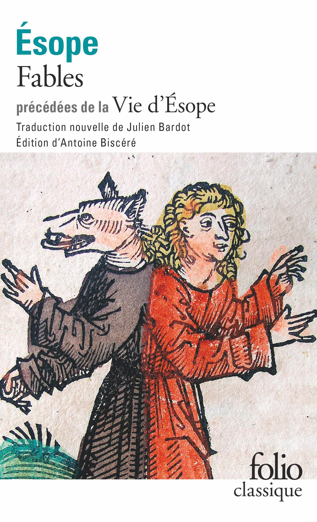 Ésope, Fables (nouvelle trad. J. Bardot)