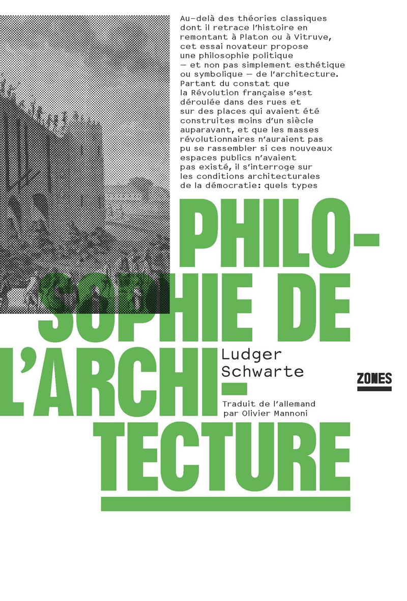L. Schwarte, Philosophie de l'architecture