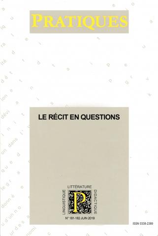 <em>Pratiques</em>, n° 181-182: