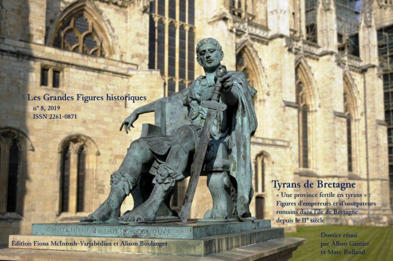 Les Grandes figures historiques dans les lettres et les arts, n°8 :