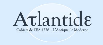 Atlantide, n° 9 :