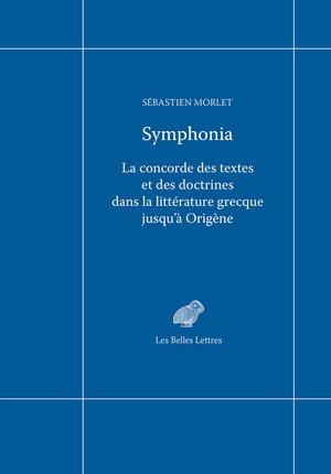 S. Morlet, Symphonia