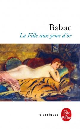 Balzac, La Fille aux yeux d'or (éd. C. Massol)