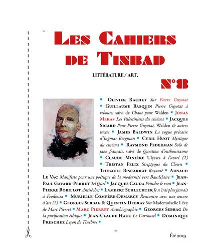 Les Cahiers de Tinbad, n°8