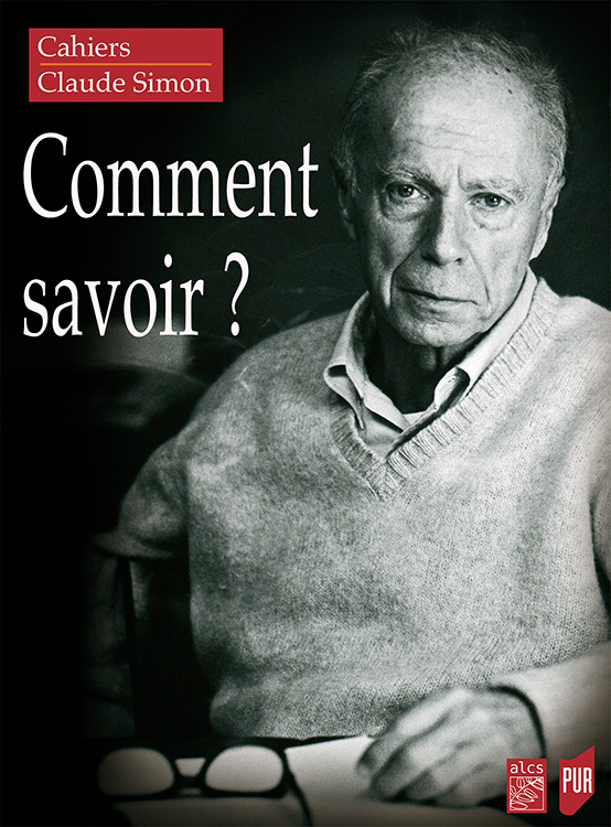 Cahiers Claude Simon, n° 14: