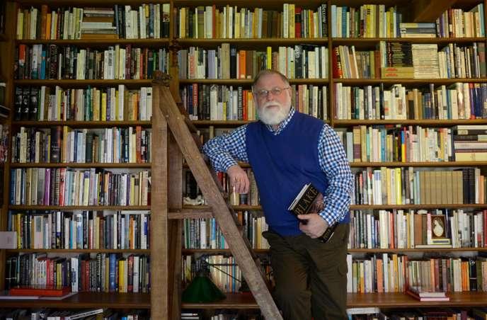 Alberto Manguel écrivain-lecteur (Poitiers)