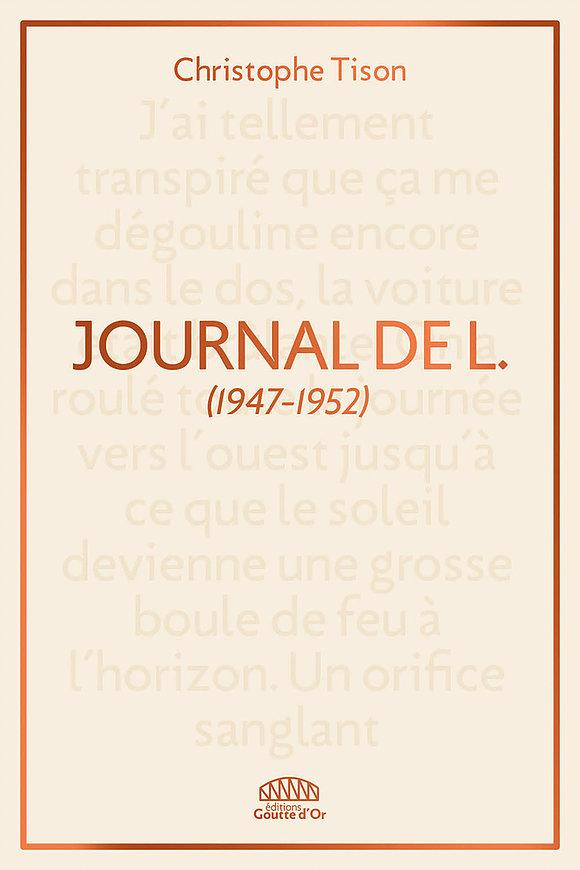 C. Tison, Journal de L.