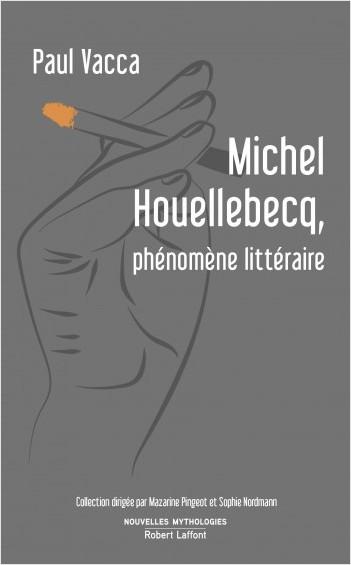 P. Vacca, Michel Houellebecq, phénomène littéraire (nlle éd.)