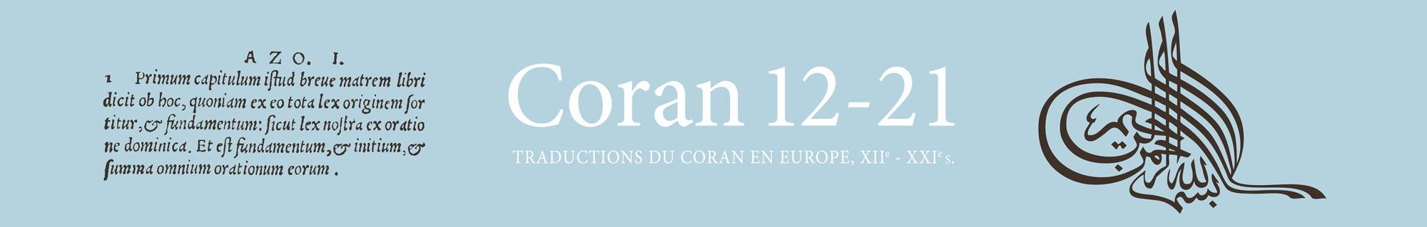Coran 12-21