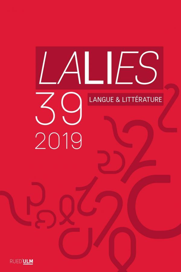 Lalies n°39 (