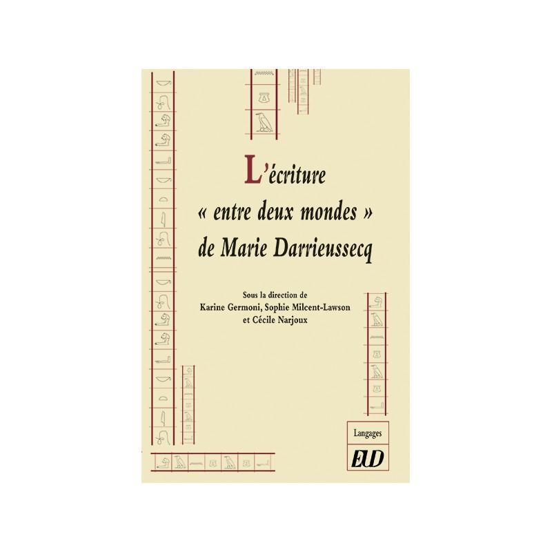 K. Germoni, S. Milcent-Lawson et C. Narjoux (dir.), L'écriture