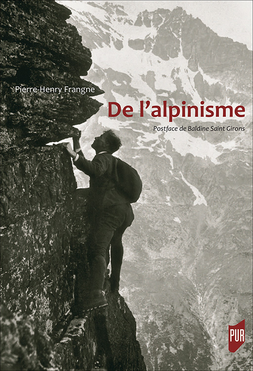 P.-H. Frangne, De l'alpinisme