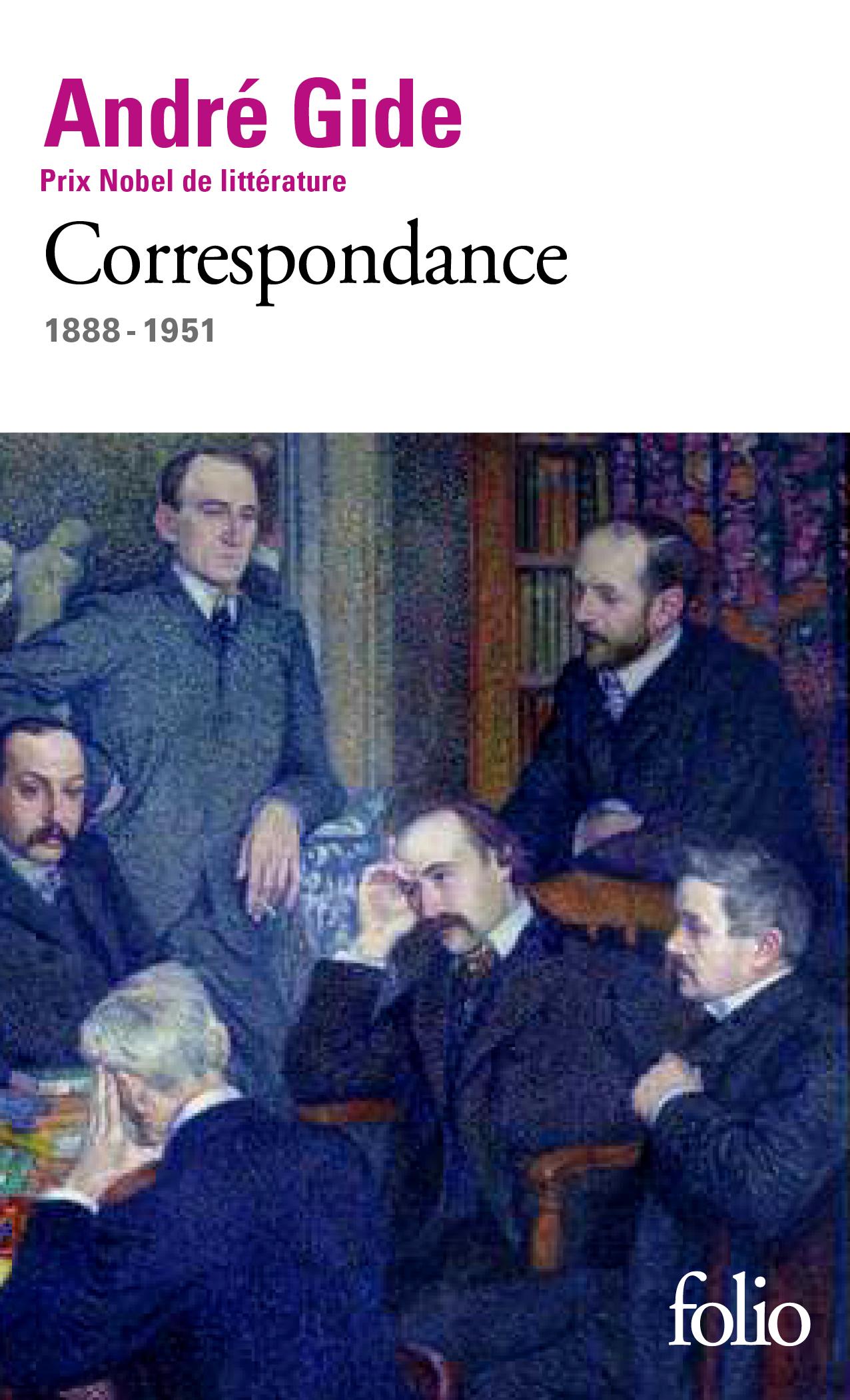 A. Gide, Correspondance (1888-1951)