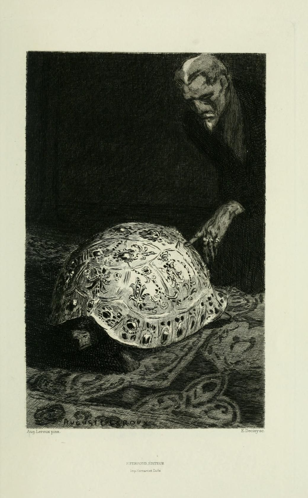 Joris-Karl et la tortue