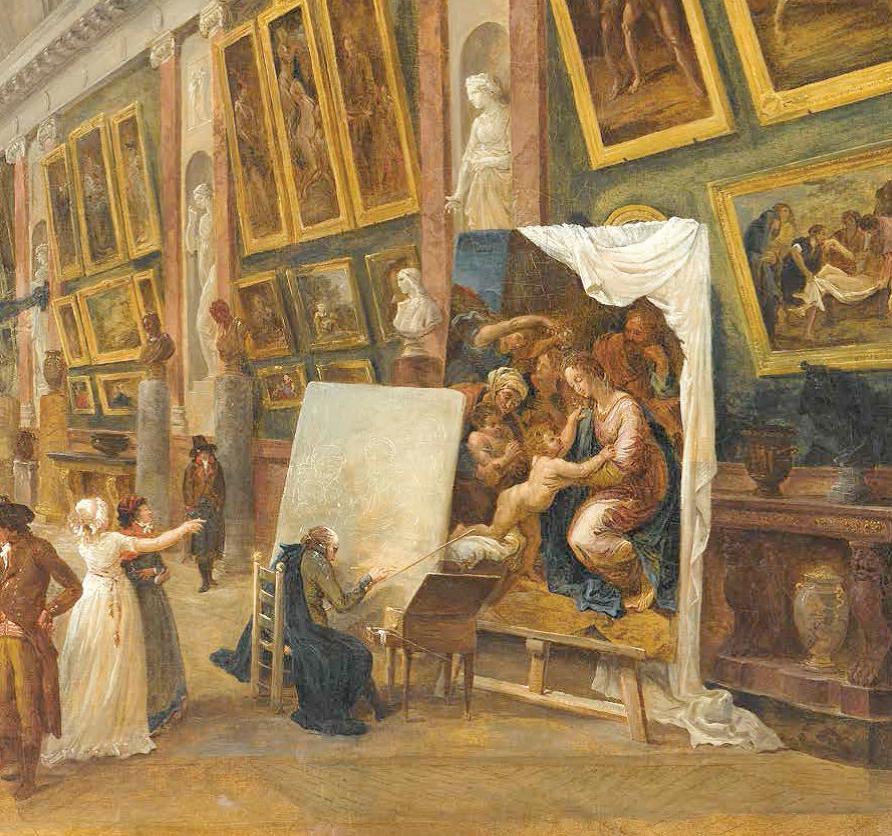 Écrivaines, écrivains au musée XIXe-XXIe s. (Paris 8 à Saint-Denis & Musée du Louvre)