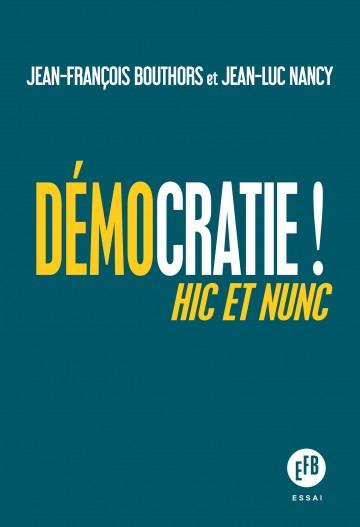 Démocratie ici et maintenant !