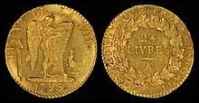 Valeur de la monnaie de l'Âge Classique au XIX<sup>e </sup>siècle, par Éric Leborgne (fiche pratique)