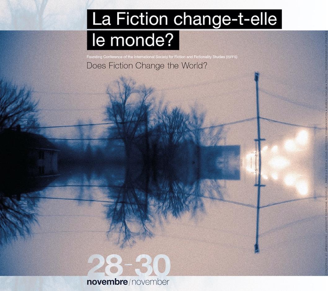 La fiction peut-elle changer le monde ?
