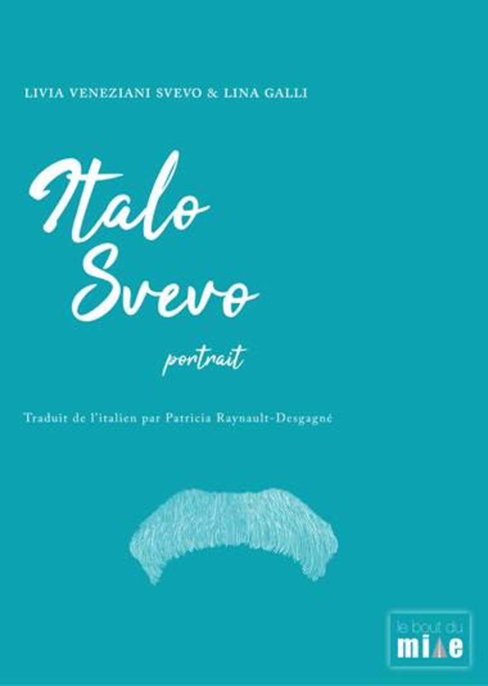 L. V. Svevo, Italo Svevo, portrait
