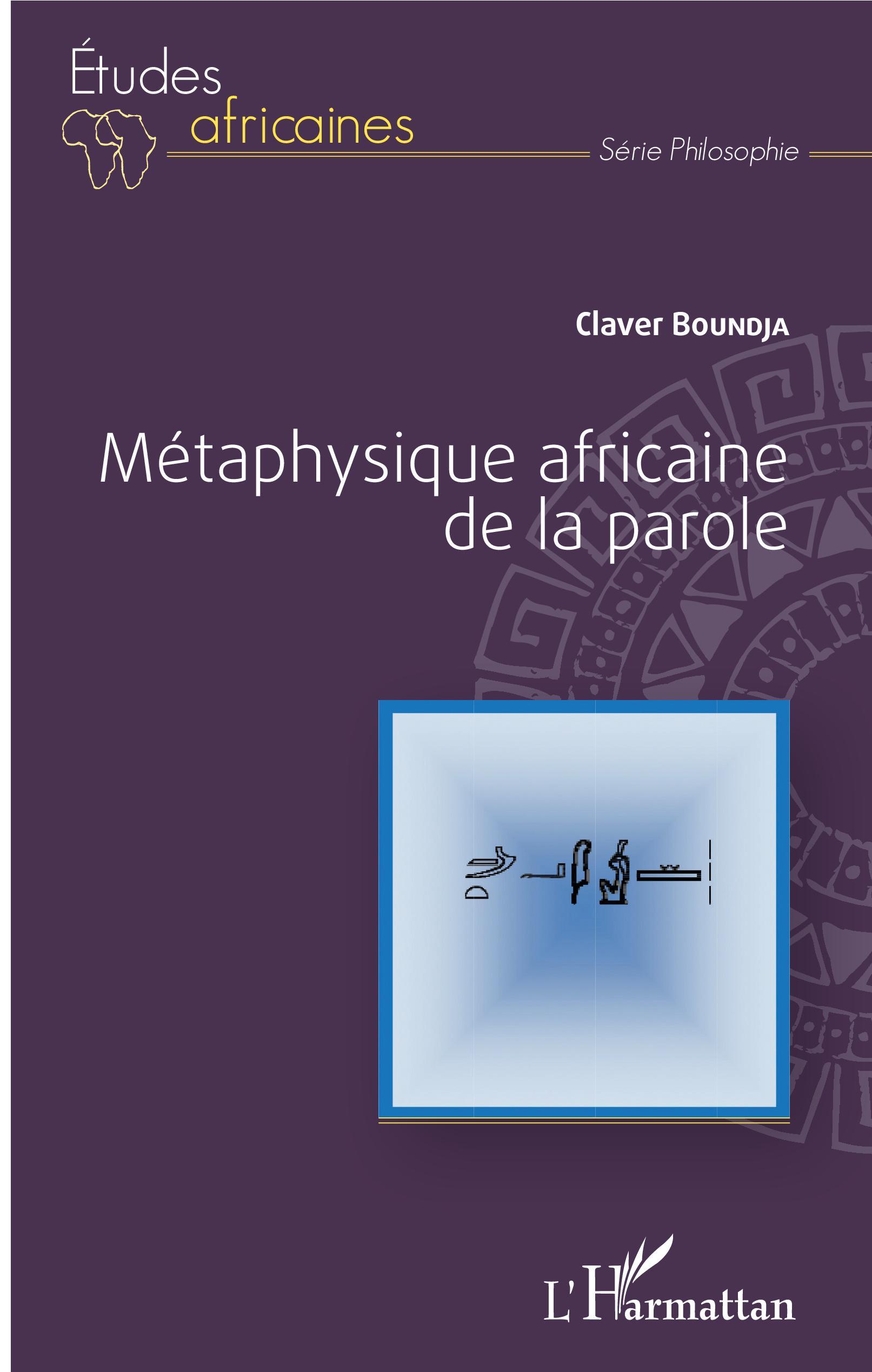 C. Boundja, Métaphysique africaine de la parole