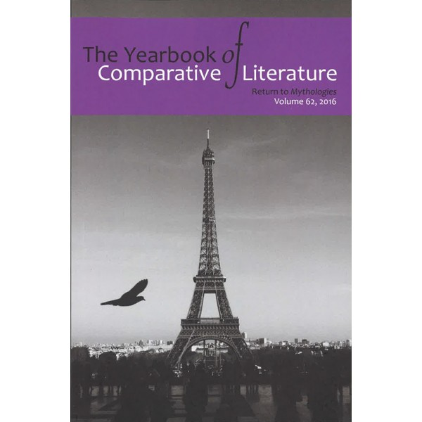 The Yearbook of comparative and general literature, vol. 62 (2016) :