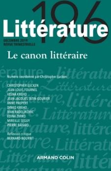 Le canon littéraire