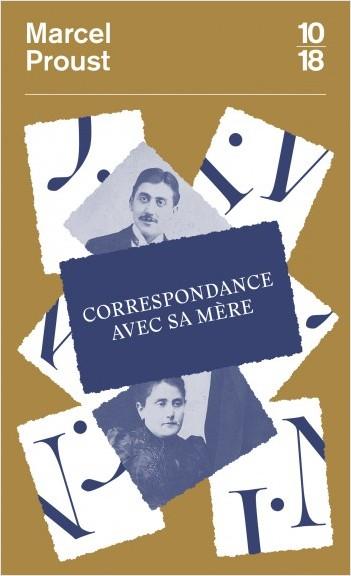 M. Proust,Correspondance avec sa mère