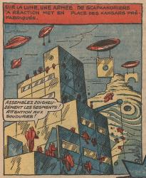 Bande-dessinée & science-fiction