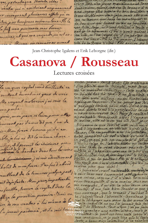 J.-C. Igalens, E. Leborgne (dir.), Casanova / Rousseau : lectures croisées