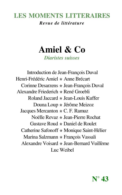 Amiel & co