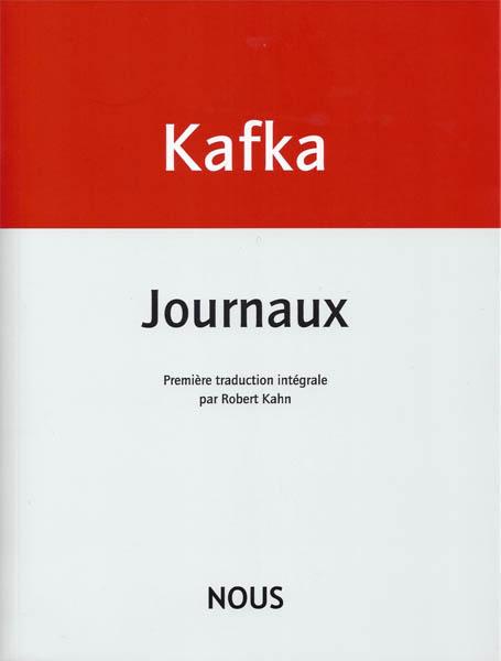 Kafka, Journaux