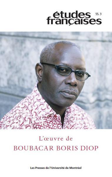 Études françaises, n° 55/3: