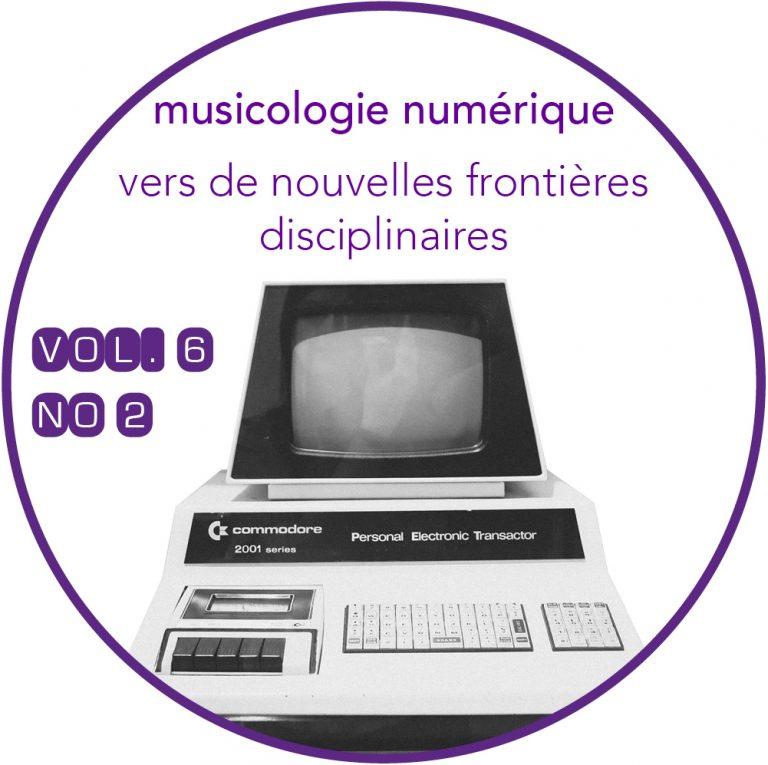 <em>Revue musicale OICRM</em>, 6-2, 2020 :