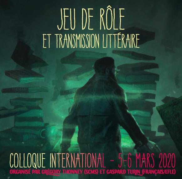 Jeu de rôles et transmission littéraire (Lausanne)