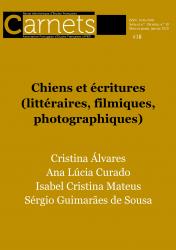 <em>Carnets</em>, revue électronique d'études françaises, n° 18 :
