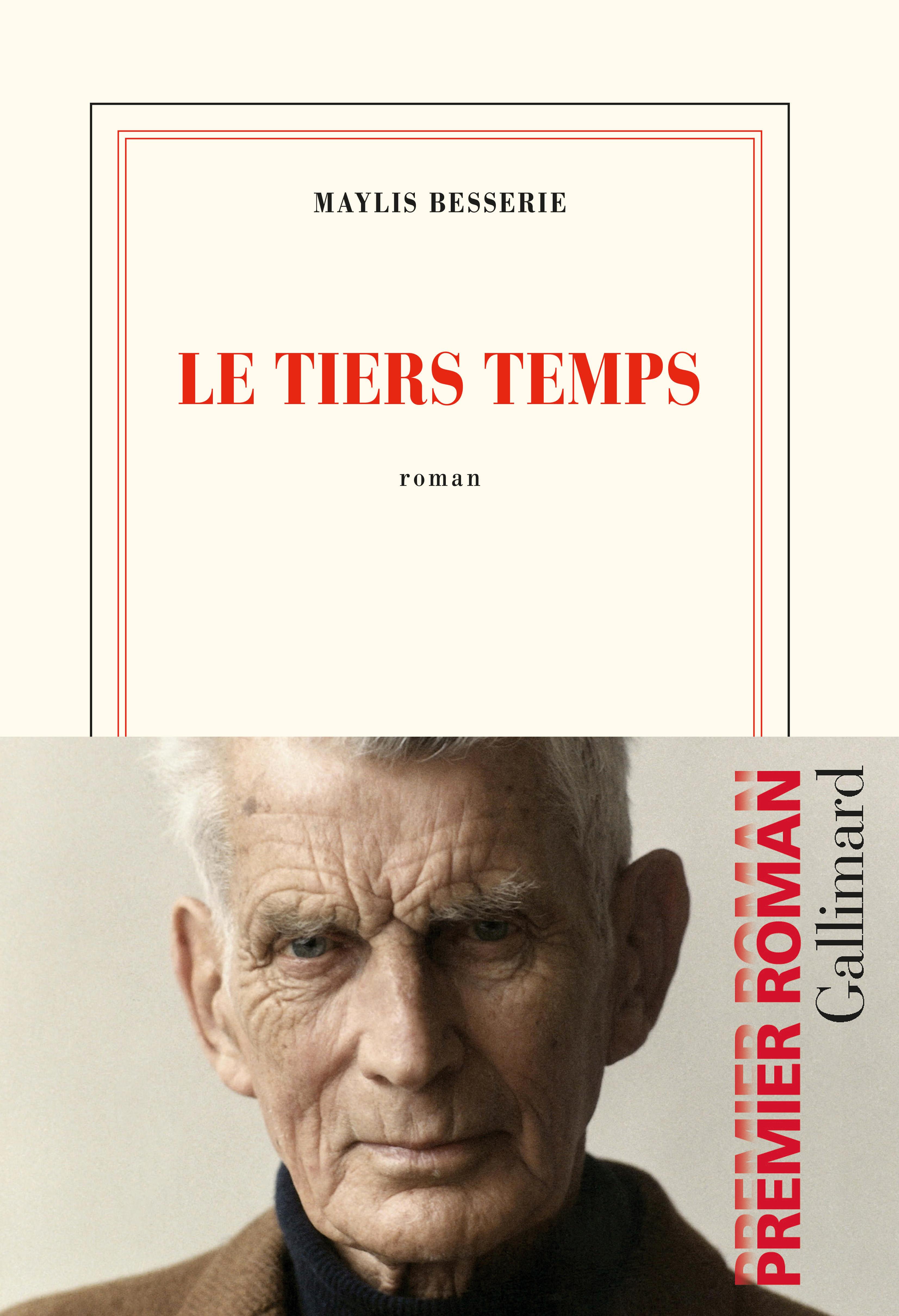 M. Besserie, Le Tiers-temps. [Sur Samuel Beckett]