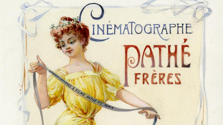 L'histoire du cinéma (1894-1930) vue par les programmes des salles de projection (Cinémathèque française, Paris)