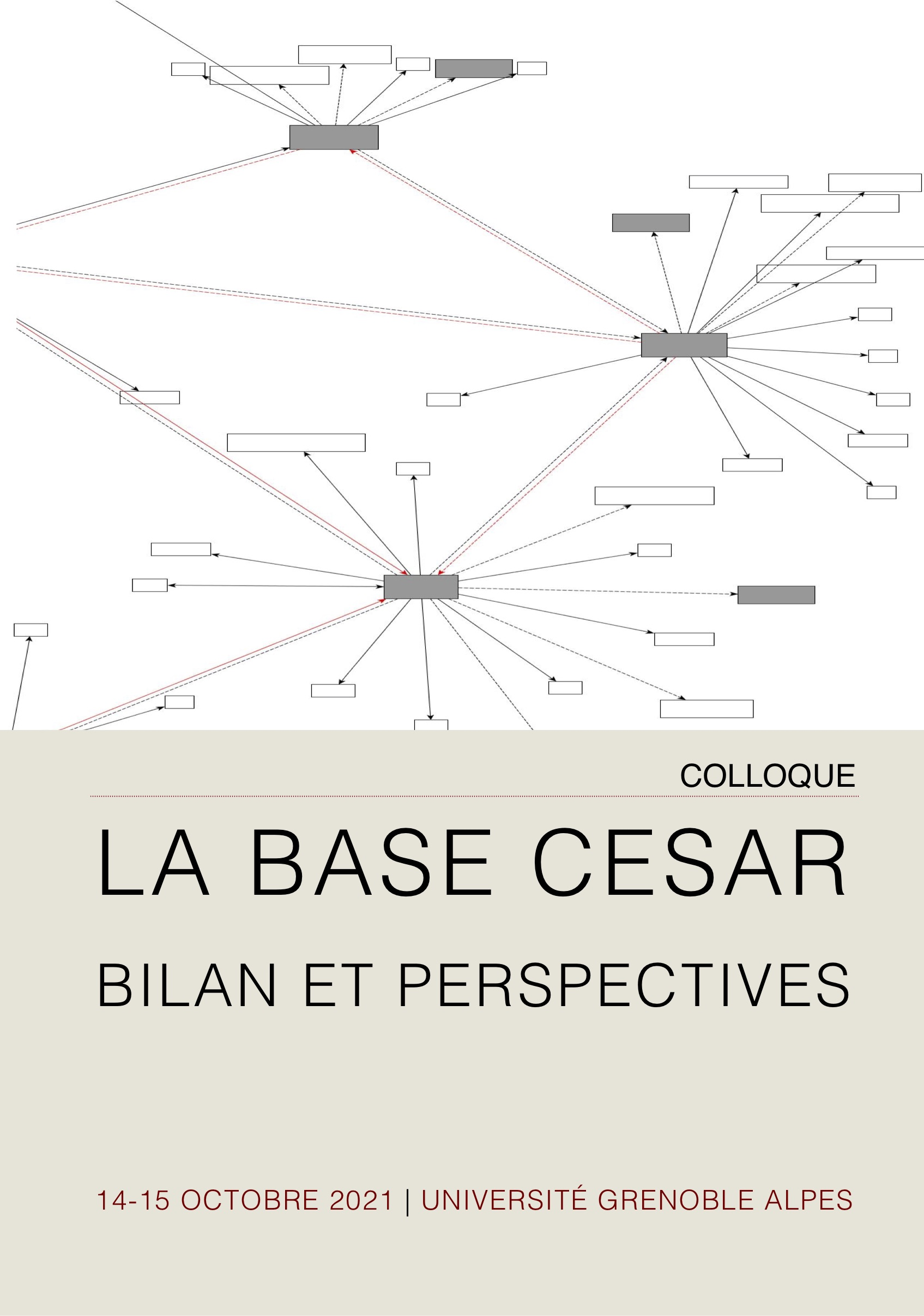 La base CESAR : bilan et perspectives (Grenoble)
