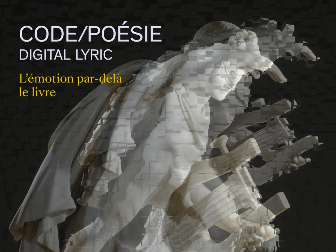 Code/Poésie: l'émotion par-delà le livre (Morges, Suisse)