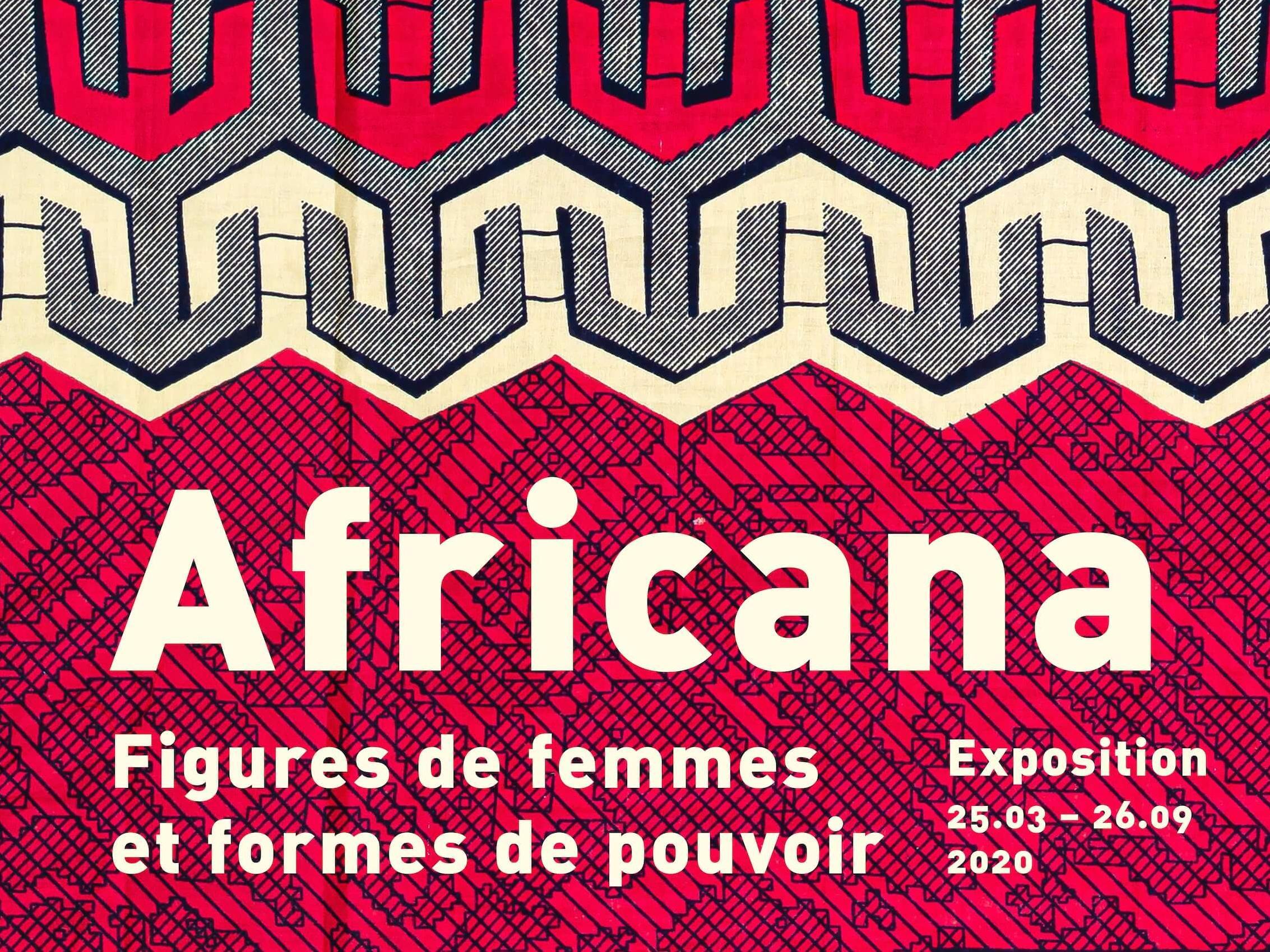 Africana. Figures de femmes et formes de pouvoir (Lausanne)