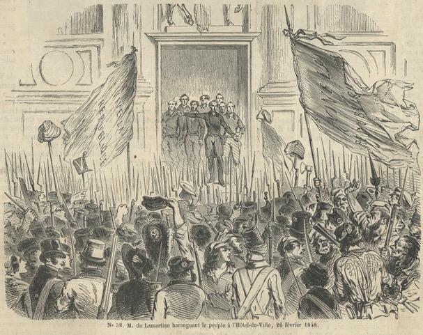 1848 et la littérature (EHESS, Paris)