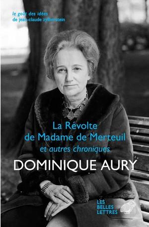 La révolte de la Merteuil