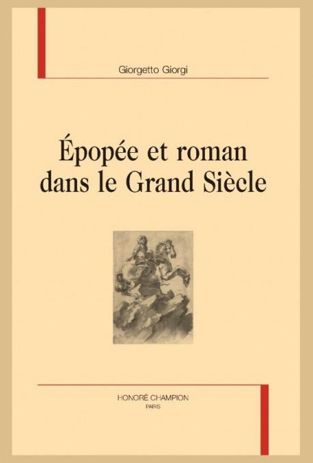 G. Giorgi, Épopée et roman dans le Grand Siècle