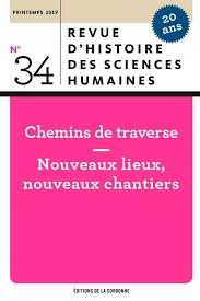 Vingt ans de laRevue d'histoire des sciences humaines
