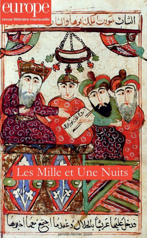 Les Mille et une Nuits, rencontre et lectures de contes à l'Institut du Monde arabe (Paris)